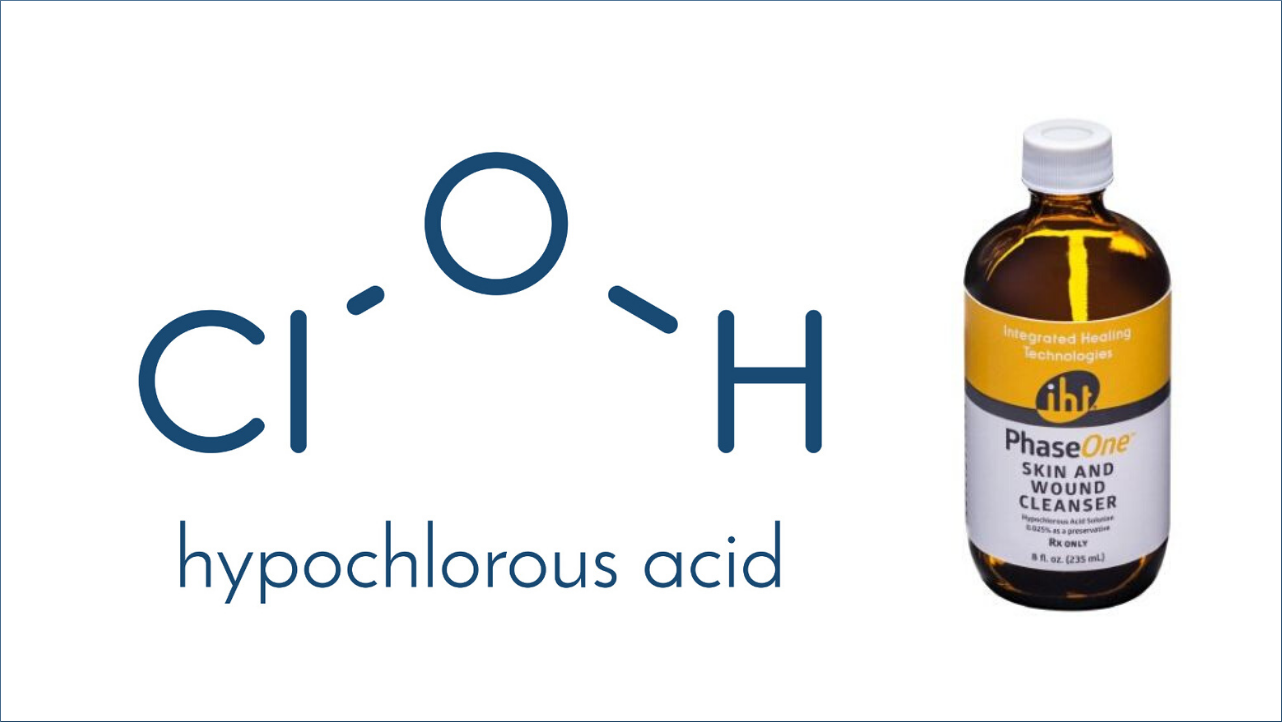 Hypochlorous Acid and Breast Implants